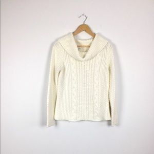 Chico's Cable Knit Sweater
